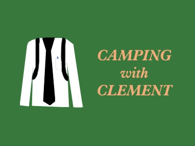 Camping with Clement logo